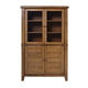 John Thomas Furniture Canyon Hutch in Pecan H59-39AB
