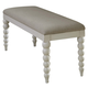 Liberty Furniture Harbor View II Bench in Linen 631-C6501B