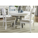 Liberty Furniture Harbor View II 5-Piece Round Dining Set in Linen