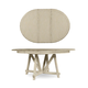 A.R.T Furniture Echo Park Round Dining Table in White 212225-2617K1