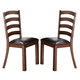 New Classic Furniture Lanesboro Dining Chair (Set of 2) in Distressed