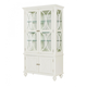 American Drew Lynn Haven Curio China in Dover White 416-855