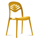 Domitalia ForYou2 Stacking Chair in Mustard (Set of 4)