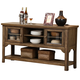 ECI Furniture Dusty Roads Entertainment Cart/ Server in Ashburn 3073-91-ET58