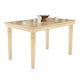 ECI Furniture Stonebridge Rectangular Table in Antique White 1866-20-T