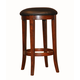 ECI Furniture Guinness Backless Stool in Distressed Walnut 1235-35-BLBS (Set of 2)