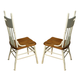 ECI Furniture Roxbury Side Chair in Antique White 7057-20-S (Set of 2)