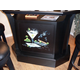 ECI Furniture Godard Bar, Olive Party II in Black 4800-00-TB