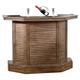 ECI Furniture Ashburn Valley Louvered Bar 1405-91-TB
