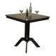 ECI Furniture Adjustable Pub Table in Espresso 1330-99-PTSQ