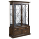American Drew Grantham Hall Curio China in Cherry 512-830R