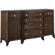 American Drew Grantham Hall Buffet in Cherry 512-850