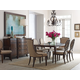 American Drew Grantham Hall 7-Piece Rectangular Dining Set in Cherry