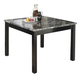 Maysville Square Dining Table Set in Black D154-225