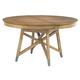 Hekman Avery Park Round Dining Table in Light Brown 951521AV