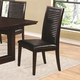 Coaster Chester Side Chair in Bitter Chocolate (Set of 2) 105723