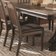 Coaster Carlsbad Side Chair in Dark Brown (Set of 2) 105732