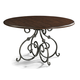 Klaussner Blue Ridge Round Dining Table in Cherry 426-054