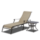 Klaussner Outdoor Cayside Sling Chaise W6001 CHASE