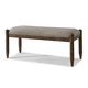Klaussner Southern Pines Bench in Pine Ridge 436-823