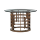 Tommy Bahama Home Island Fusion Meridien Round Dining Table w/ 60