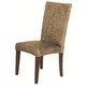 Coaster Westbrook High Back Woven Side Chair in Natural (Set of 2) 101093