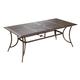 "Klaussner Outdoor Basics 72"" Rectangular Dining Table"