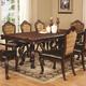 Coaster Benbrook Rectangular Dining Table in Dark Cherry 105511