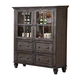 New Classic Furniture Beacon Street China Cabinet in Dusk D9282-46