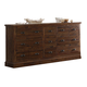New Classic Furniture Normandy Sideboard in Vintage Distressed D1232-45