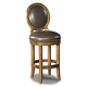Hooker Furniture Mojito Oval Barstool in Tynecastle 300-20003 (Set of 2)