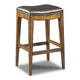 Hooker Furniture Sangria Rec Backless Barstool in Tynecastle 300-20014 (Set of 2)