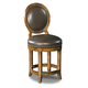 Hooker Furniture Mojito Oval Back Counter Stool in Tynecastle 300-25003 (Set of 2)