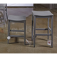 Bantilly Backless Stool in Gray D389-0324 (Set of 2)