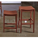 Bantilly Stool in Red D389-0424 (Set of 2)