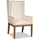 Hooker Furniture Dining Chair in Natural 300-350035 (Set of 2)