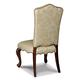 Hooker Furniture Armless Chair in Dark Wood 300-350083 (Set of 2)