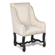 Hooker Furniture Arm Chair in Ebony 300-350086 (Set of 2)
