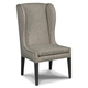 Hooker Furniture Arm Dining Chair in Dark Wood 300-350089 (Set of 2)