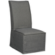 Hooker Furniture Armless Dining Chair in Charcoal 300-350099 (Set of 2)