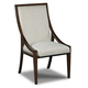 Hooker Furniture Upholstered Armless Chair in Palisade 300-350120 (Set of 2)