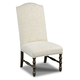 Hooker Furniture Upholstered Armless Chair in Treviso 300-350127 (Set of 2)