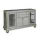 Coralayne Server in Silver D650-60