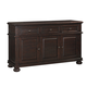 Gerlane Server in Dark Brown D657-60