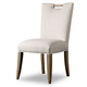 Hooker Furniture Barrett Upholstered Side Chair (Set of 2) in Medium Wood 638-75135