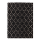 Gate Medium Rug in Black R401192