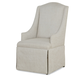 Legacy Classic Renaissance Upholstered Host Chair in Waxed Oak 5500-451 KD (Set of 2)