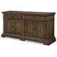 Legacy Classic Renaissance Buffet in Waxed Oak 5500-370