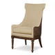 Legacy Classic Barrington Farm Upholstered Host Chair in Classic 5200-451 KD (Set of 2)