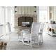 Paula Deen Home Dogwood 5-Piece Breakfast Dining Set in Blossom